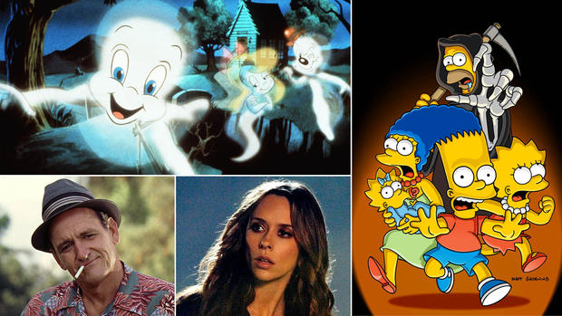 Ghosts have haunted the small screen for about as long as television has existed. Though nowadays ghosts are often portrayed as dark phantoms out to exact evil on the living, the earliest incarnations were mostly friendly or mischievous spirits that made for helpful, if invisible, roommates. Here's a look back at some of the more memorable TV spooks.