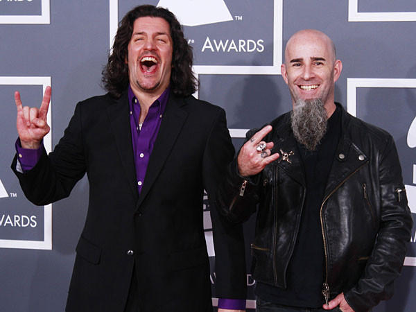 Members of Anthrax