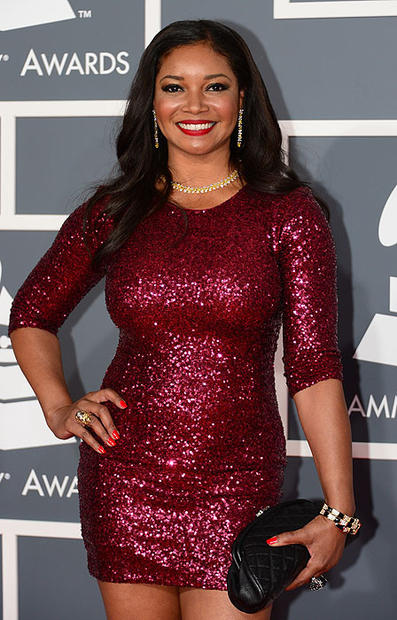 """Castle"" actress Tamala Jones"