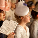 Ladies in hats in 'Anna Karenina'