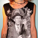 William Burroughs mini dress
