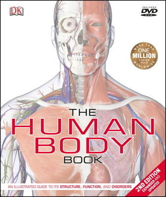 "Now out in a second edition -- with accompanying DVD! --  ""The Human Body Book"" is a fascinating, fully illustrated look at the systems of the human body. But on this day, maybe it's better to think of the heart of the one you love in a little less specificity."