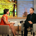 Tom Hanks drops F-bomb on 'Good Morning America'