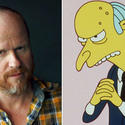 Joss Whedon, 'The Simpsons' ' Mr. Burns 'endorse' Romney