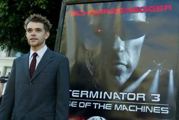 "Actor Nick Stahl was arrested by the Los Angeles Police Department on suspicion of lewd conduct at an adult movie shop in Hollywood on Thursday.  The ""Terminator 3"" star was taken into custody during a routine undercover operation by Los Angeles police officers, officials said.   The 33-year-old faces a misdemeanor count of lewd conduct.  <br><br> <strong>Full story:</strong> <a href=""http://latimesblogs.latimes.com/lanow/2012/12/actor-nick-stahl-arrested-for-lewd-conduct-at-adult-movie-shop.html"">Actor Nick Stahl arrested in alleged lewd conduct at adult movie shop</a> 
