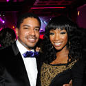 Singer Brandy engaged to music exec Ryan Press