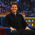 Does a little dirty dancing mean Tom Cruise is romancing?