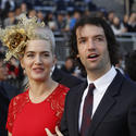 Kate Winslet weds Ned Rock'nroll; given away by Leo DiCaprio