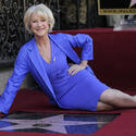 Helen Mirren's star gets a prime spot on Hollywood Walk of Fame