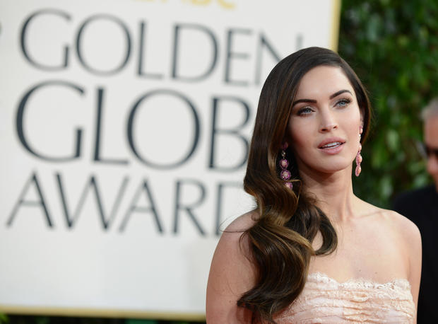 "<br>Megan Fox is many things, most obvious among them beautiful. She's a new mother, she doesn't necessarily want to be famous anymore and she believes in leprechauns.  She's also familiar with speaking in tongues.  Yes, speaking in tongues, something she's been doing since she was about 8 years old, attending a Pentecostal church in Tennessee, she reveals in the February issue of Esquire.  ""I have seen magical, crazy things happen. I've seen people be healed,"" says the 26-year-old actress, mom to 3-month-old Noah. ""Even now, in the church I go to, during Praise and Worship I could feel that I was maybe getting ready to speak in tongues, and I'd have to shut it off because I don't know what that church would do if I started screaming out in tongues in the back.""  <br><br> <strong>Full story:</strong> <a href=""http://www.latimes.com/entertainment/gossip/la-et-mg-megan-fox-esquire-20130115,0,5801676.story"">Megan Fox speaks out about speaking in tongues</a>"