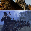 'Django Unchained' / 'Lincoln'