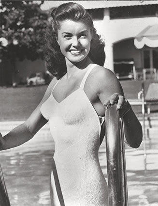 Esther williams the swim champion turned actress died peacefully in
