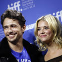 James Franco and Ashley Benson