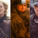 Warrior women in film