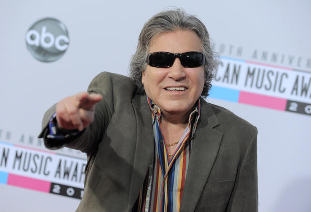 Singer Jose Feliciano at the 40th American Music Awards.
