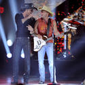 2. Kenny Chesney and Tim McGraw, $124.2 million