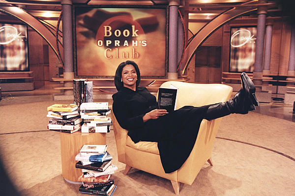 "Oprah launched Oprah's Book Club, a discussion segment from ""The Oprah Winfrey Show,"" on Sept. 17, 1996. Her first pick was ""The Deep End of the Ocean"" by Jacquelyn Mitchard. Since then, she's chosen 65 selections for her book club, offering members Q-and-As with authors, character guides, reading questions, quizzes and video.<br> <br> The club's popularity spawned the ""Oprah effect"" -- when lesser-known books launch onto bestseller lists because of Winfrey."