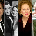 Harvey Weinstein, 'My Week With Marilyn,' 'The Artist' and 'The Iron Lady'