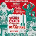 A campy Christmas with 'Santa Claus Conquers the Martians'