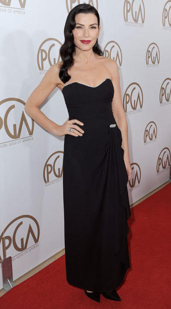 """The Good Wife"" star Julianna Margulies"