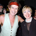 2001, Keith Richards, Hillary Clinton