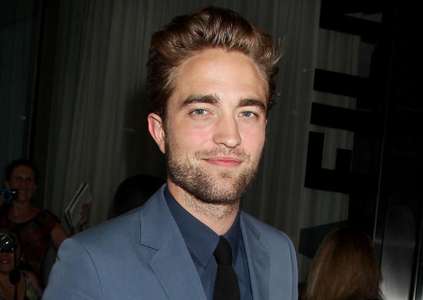 "Newly single, and with a new movie Pattinson told <a href=""http://www.latimes.com/entertainment/gossip/la-et-mg-robert-pattinson-good-morning-america-cosmopolis,0,5780831.story"">""Good Morning America""</a> that the media storm is not something he's likely to get used to — although we doubt he has a choice.