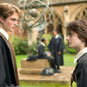 First box office hit: 'Harry Potter and the Goblet of Fire'