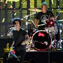 Green Day performs