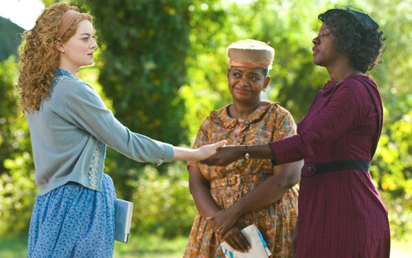 "A scene from ""The Help,"" the SAG Award winner for outstanding performance by a cast in a motion picture."