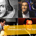 Shakespeare 2.0: The bard on the screen