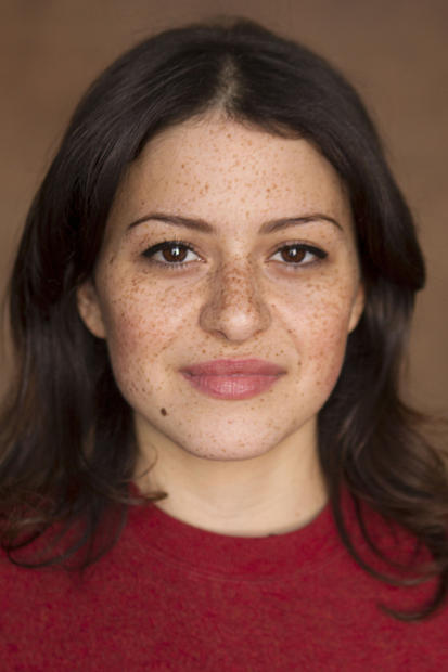 "Alia Shawkat from the film ""May In The Summer."""