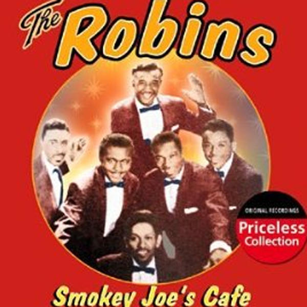"An early doo-wop group, the Robins eventually spun into the Coasters, and this early ode to girls, diner food and rejection became a namesake Leiber and Stoller song, as it inspired the name of a 1995 stage musical based on the duo's works. The call-and-response hand-clap ditty also was covered by Buddy Holly.<br> <br> Key lyric: ""Hey man, be careful, that chick belongs to Smokey Joe."""