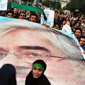 Upheaval after Iranian elections