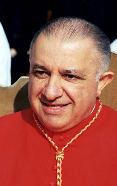 Dionigi Tettamanzi, 78, is archbishop emeritus of Milan, Italy.