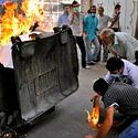 Unrest in Tehran