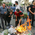 Protests in Tehran