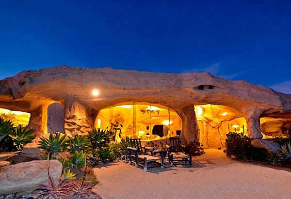 The whimsical house in Malibu is on the market at $3.5 million.