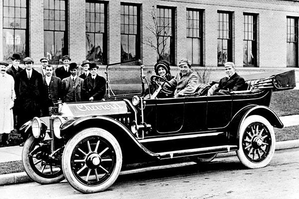 The first Chevrolet didn't sell all that well, according to Kelley Blue Book, but it was the car that started the brand and did well enough to sustain the fledgling company.  One problem was its hefty $2,150 price, which put it well out of the reach of blue-collar workers who barely earned that much in annual wages.