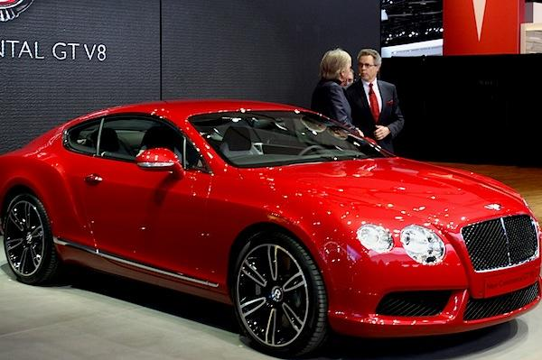 Bentley Continental V-8