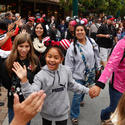 Cars Land opens at Disney California Adventure