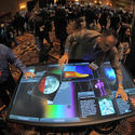 3M's 84-inch touch table