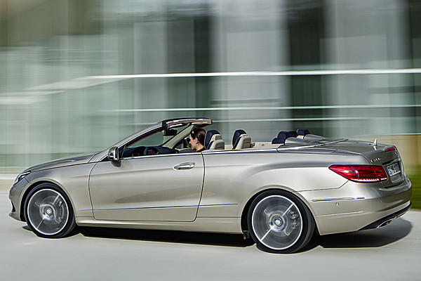 Mercedes-Benz has released images of the 2014 E-Class Coupe and Convertible ahead of their world debut at the 2013 Detroit Auto Show on January 14.
