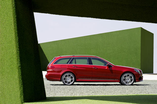 Mercedes-Benz will officially unveil the 2014 E-Class station wagon at the 2013 Detroit Auto Show.