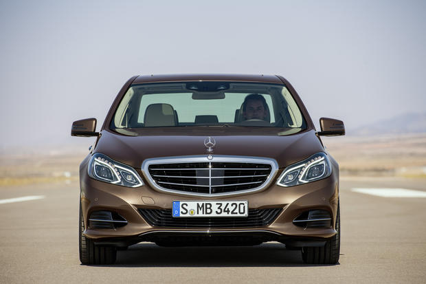 Mercedes-Benz will officially unveil the 2014 E-Class sedan at the 2013 Detroit Auto Show in January.