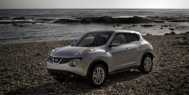 #10: In Los Angeles, 46% of people registering a Nissan Juke for 2012 were women.