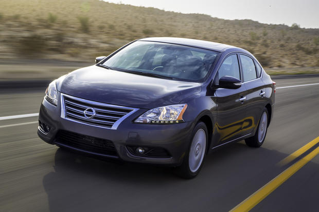 #9: In Los Angeles, 46% of people registering a Nissan Sentra for 2012 were women.