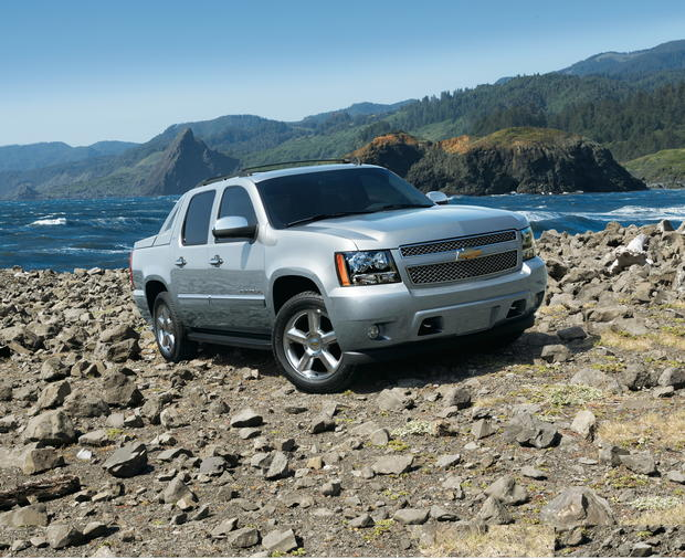#4: In Los Angeles, 68% of people registering Chevrolet Avalanche trucks for 2012 were men.