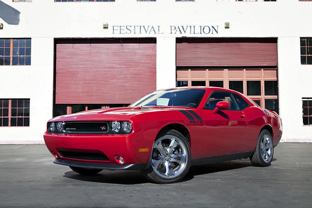 #9: In Los Angeles, 67% of people registering a Dodge Challenger for 2012 were men.