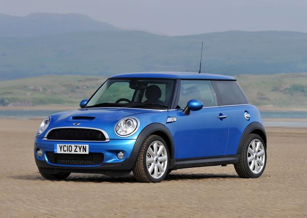 #8: In Los Angeles, 46% of people registering a Mini Cooper for 2012 were women.