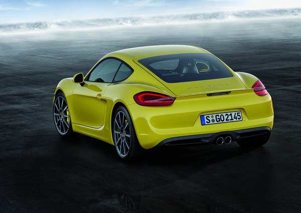 Porsche's Cayman S starts at $63,800.